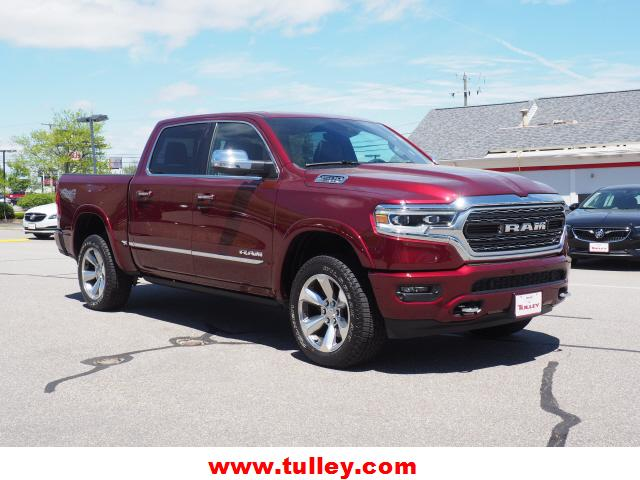 Pre-Owned 2019 Ram 1500 Limited 4x4 Crew Cab 5'7 Box