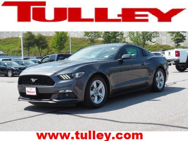 Pre-Owned 2015 Ford Mustang 2dr Fastback EcoBoost