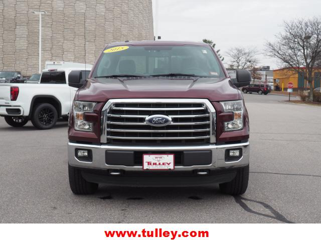 Pre-Owned 2015 Ford F-150 4WD SuperCab 145 XLT