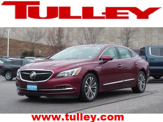 Pre-Owned 2017 Buick LaCrosse 4dr Sdn Premium AWD