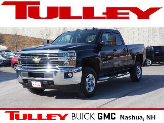 Pre Owned 2017 Chevrolet Silverado 2500hd 4wd Double Cab 144 2 Lt