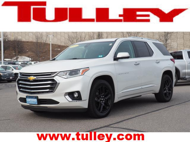 Pre-Owned 2019 Chevrolet Traverse AWD 4dr High Country w/2LZ