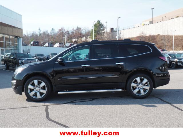 Pre-Owned 2017 Chevrolet Traverse AWD 4dr Premier
