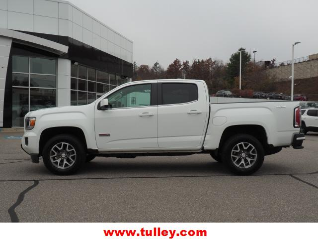 Pre-Owned 2018 GMC Canyon 4WD Crew Cab 128.3 All Terrain w/L