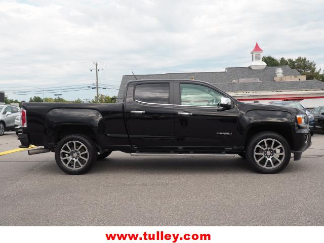 Pre-Owned 2018 GMC Canyon 4WD Crew Cab 140.5 Denali