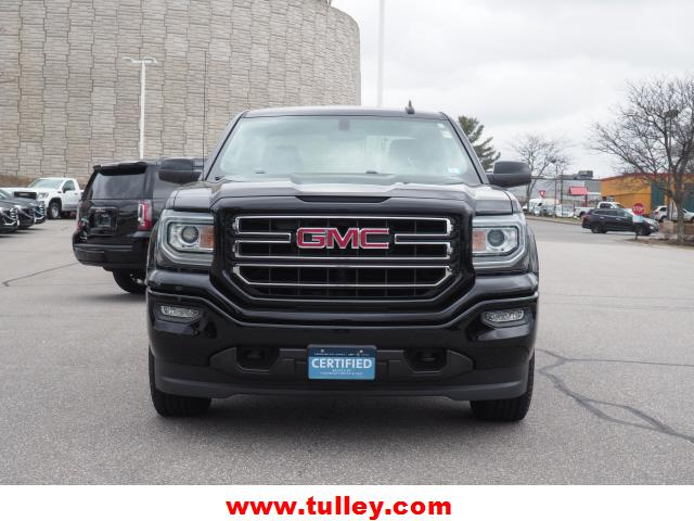 Pre-Owned 2018 GMC Sierra 1500 4WD Double Cab 143.5 SLE