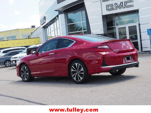 Pre-Owned 2017 Honda Accord EX-L CVT