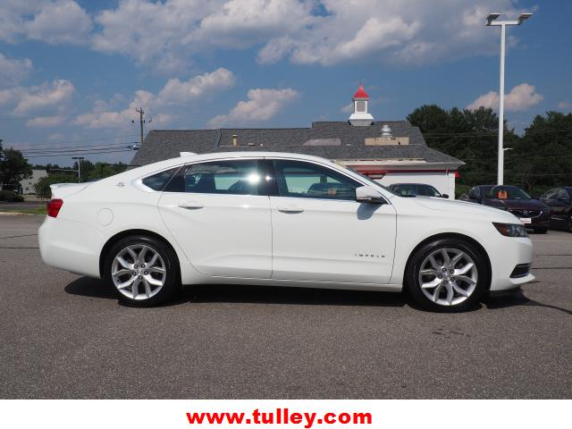 Pre-Owned 2015 Chevrolet Impala 4dr Sdn LT w/2LT