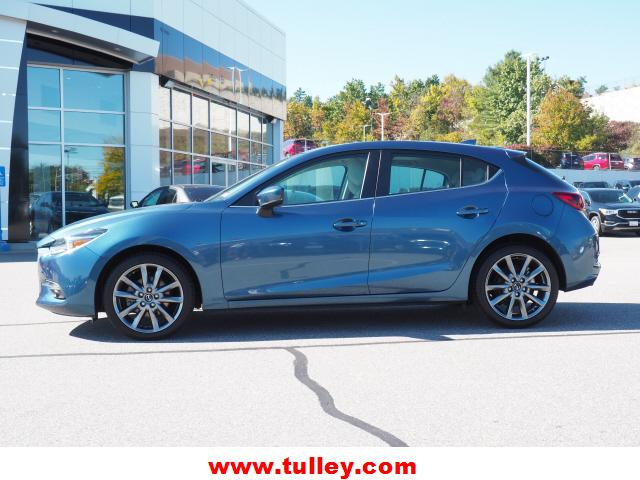 Pre-Owned 2018 Mazda3 5-Door Grand Touring Auto