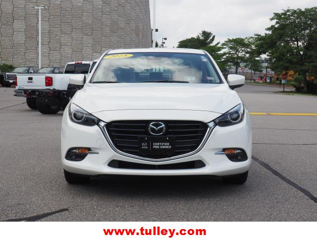 Pre-Owned 2018 Mazda3 4-Door Grand Touring Auto