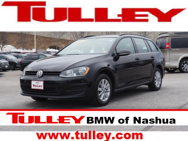 Pre Owned 2015 Volkswagen Golf Sportwagen 4dr Auto Tsi S Station