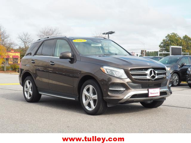 Pre-Owned 2018 Mercedes-Benz GLE GLE 350 4MATIC® SUV