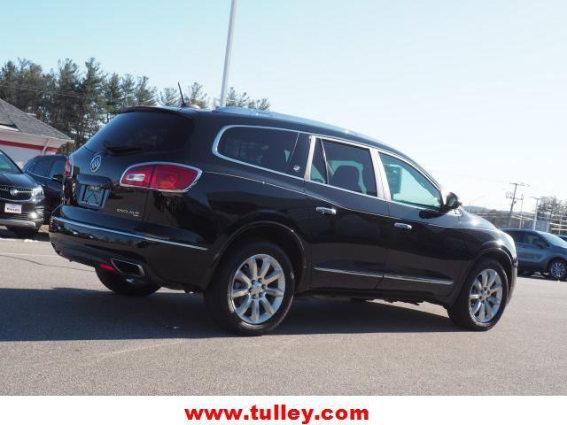 Pre-Owned 2017 Buick Enclave AWD 4dr Premium