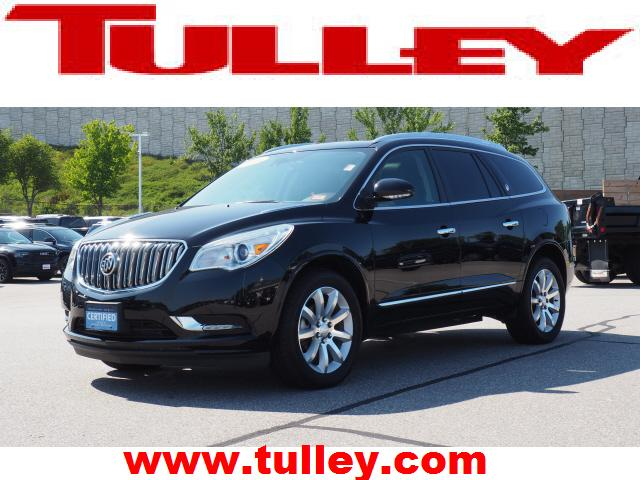 Pre-Owned 2016 Buick Enclave AWD 4dr Premium