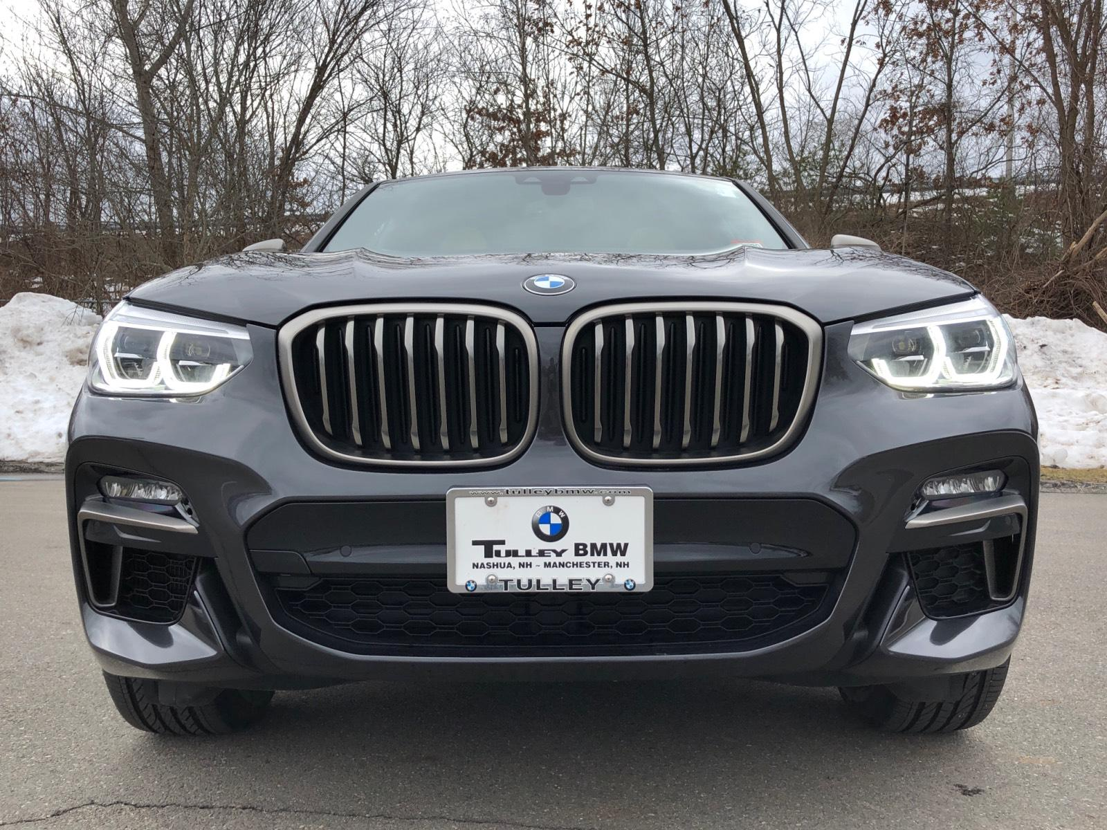 Pre-Owned 2020 BMW X4 M40i Sports Activity Coupe