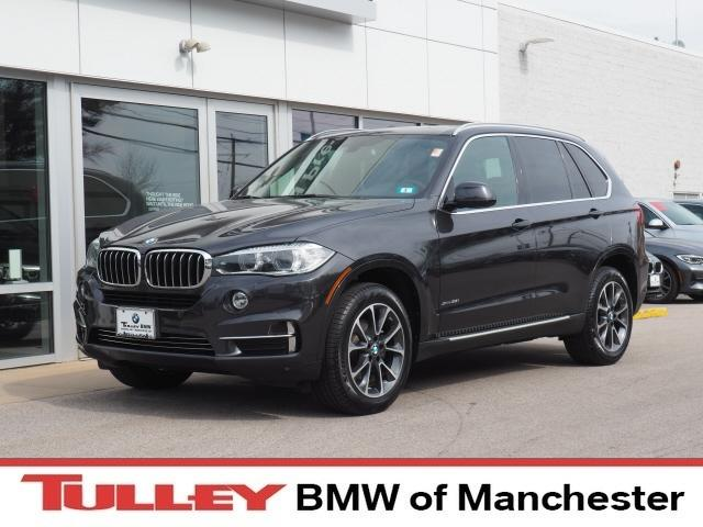 Certified Pre-Owned 2017 BMW X5 xDrive35i Sports Activity Vehicle