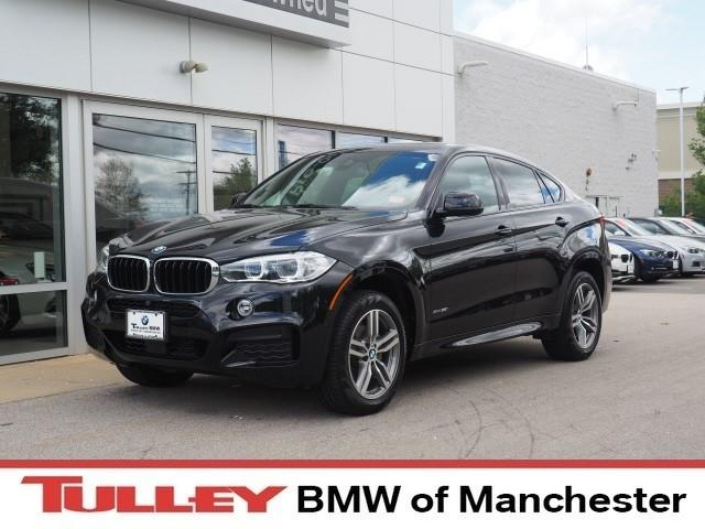 Tulley BMW Manchester >> Pre-Owned 2019 BMW X6 xDrive35i Sports Activity Coupe Sport Utility in Manchester #MB19355L ...