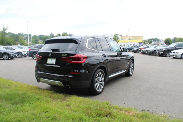 Certified Pre-Owned 2018 BMW X3 xDrive30i Sports Activity Vehicle