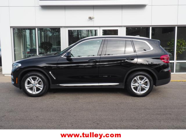 Certified Pre-Owned 2020 BMW X3 xDrive30i Sports Activity Vehicle