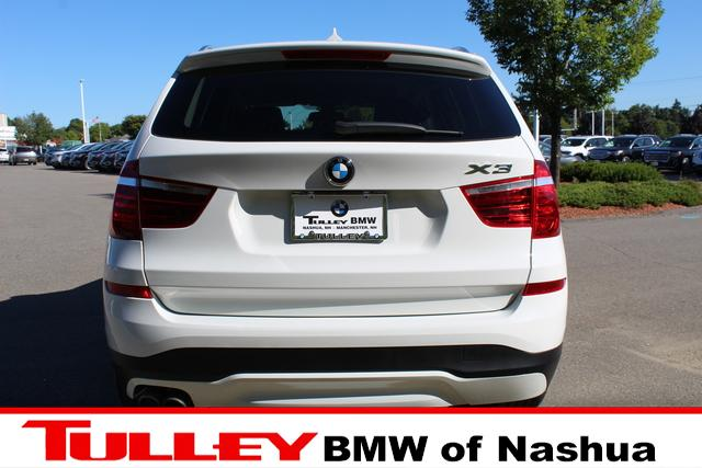 Certified Pre-Owned 2017 BMW X3 xDrive28i Sports Activity Vehicle