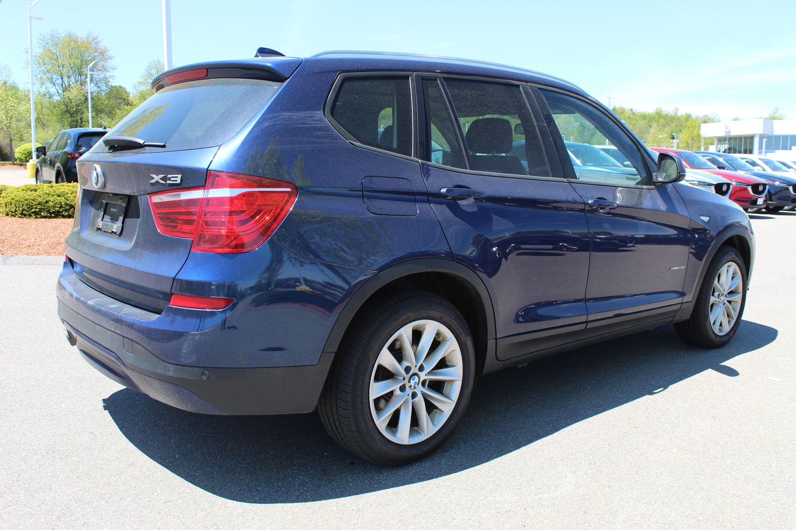Pre-Owned 2015 BMW X3 AWD 4dr xDrive28i