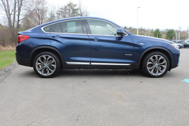 Pre-Owned 2015 BMW X4 AWD 4dr xDrive28i