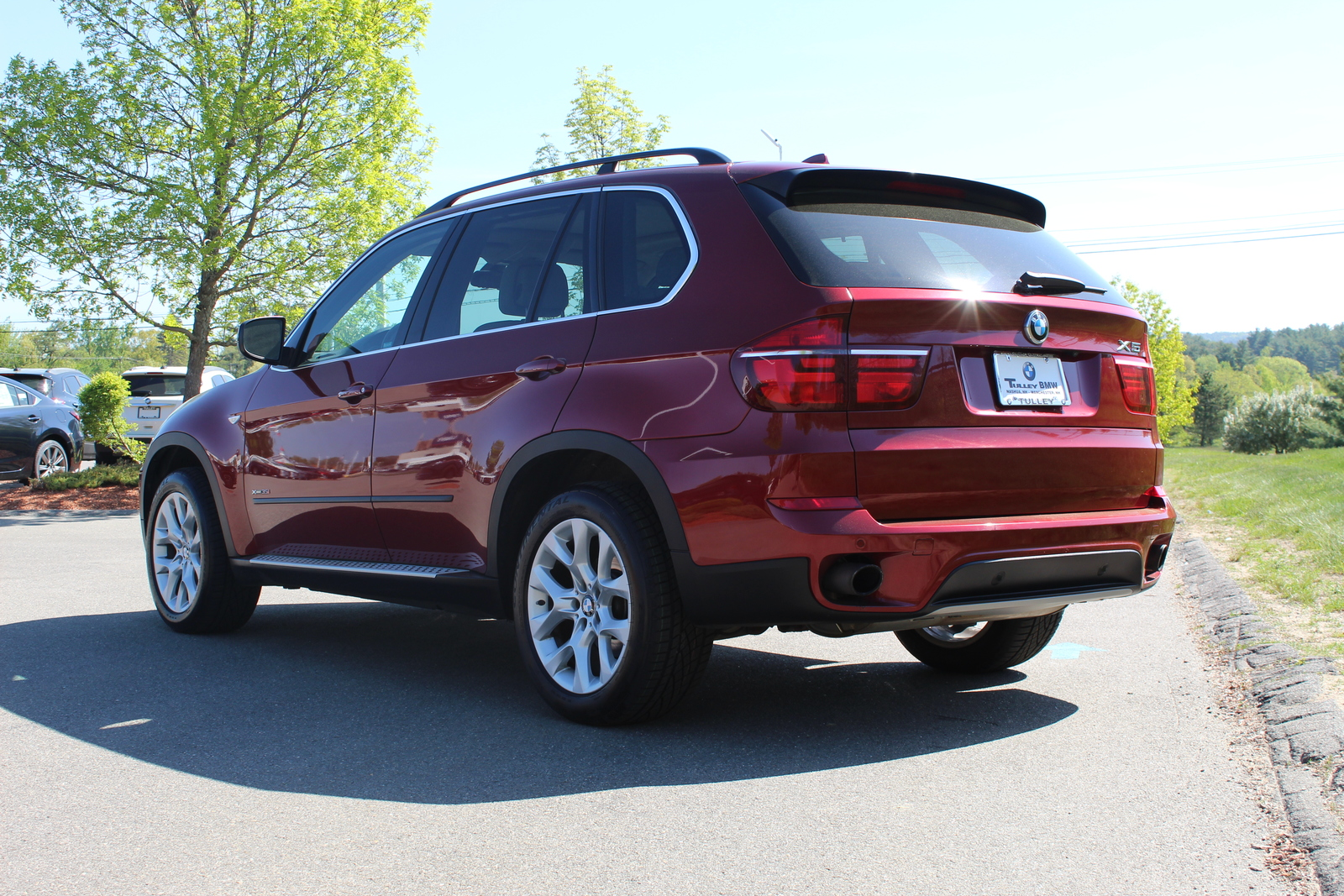Pre-Owned 2013 BMW X5 AWD 4dr xDrive35i Premium