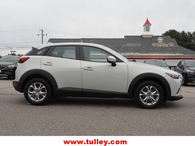 Pre-Owned 2018 Mazda CX-3 Sport AWD