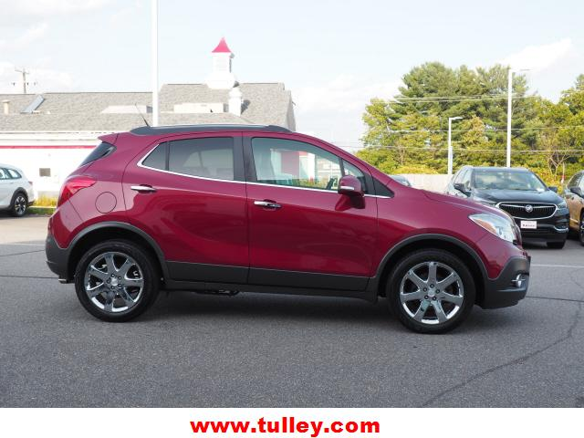 Pre-Owned 2014 Buick Encore FWD 4dr Leather