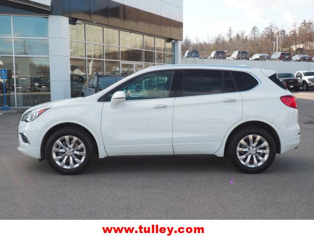Pre-Owned 2018 Buick Envision AWD 4dr Essence