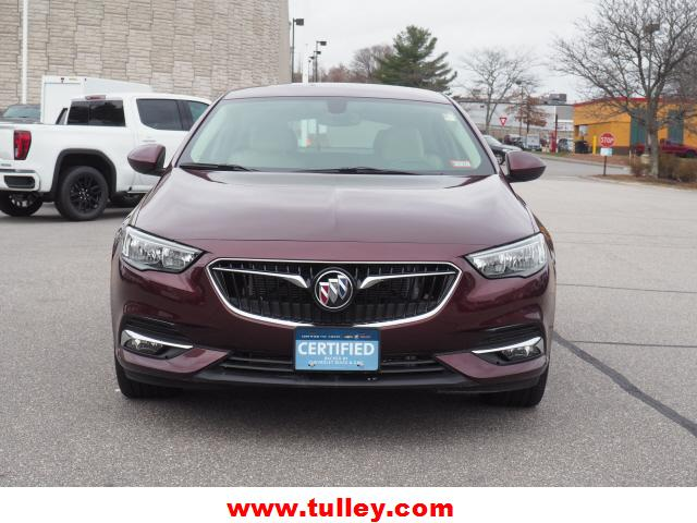 Pre-Owned 2019 Buick Regal Sportback 4dr Sdn Essence FWD
