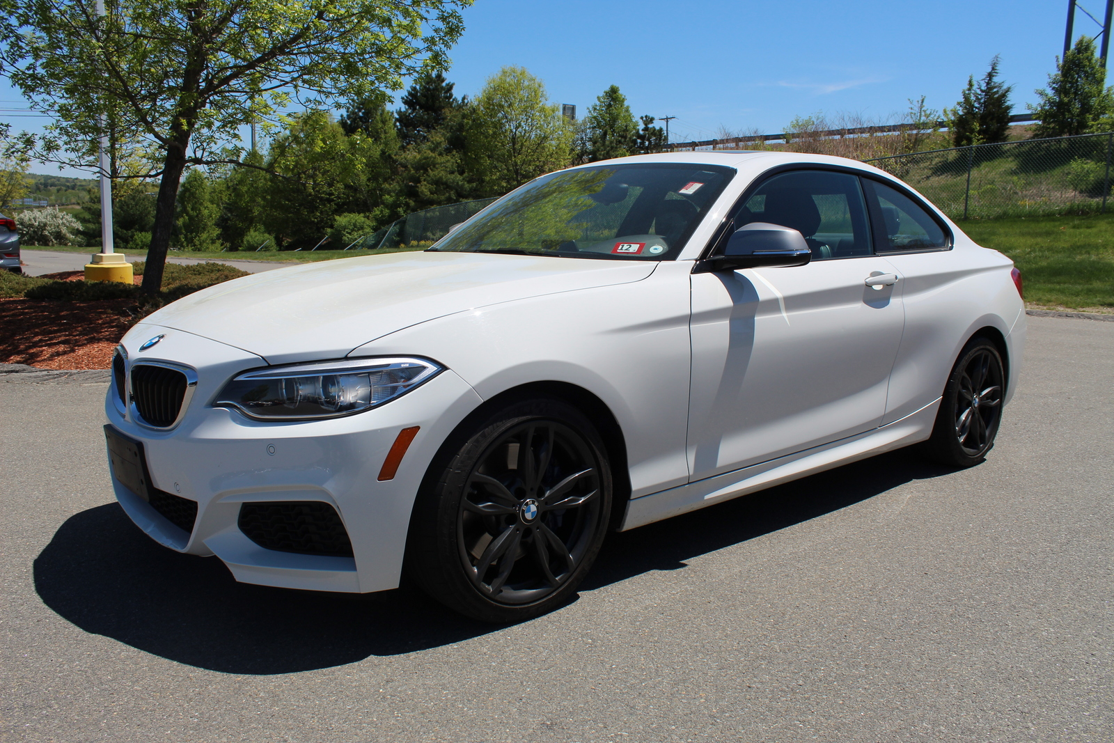 Certified Pre-Owned 2016 BMW 2 Series 2dr Cpe M235i xDrive AWD