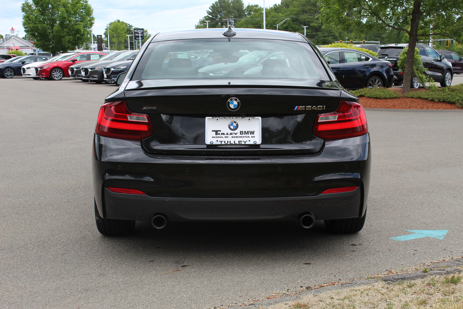 Certified Pre-Owned 2017 BMW 2 Series M240i xDrive Coupe