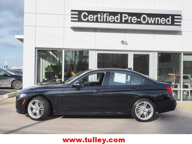 Pre-Owned 2015 BMW 3 Series 4dr Sdn 328i xDrive AWD