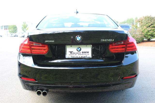 Pre-Owned 2013 BMW 3 Series 4dr Sdn 328i xDrive AWD SULEV