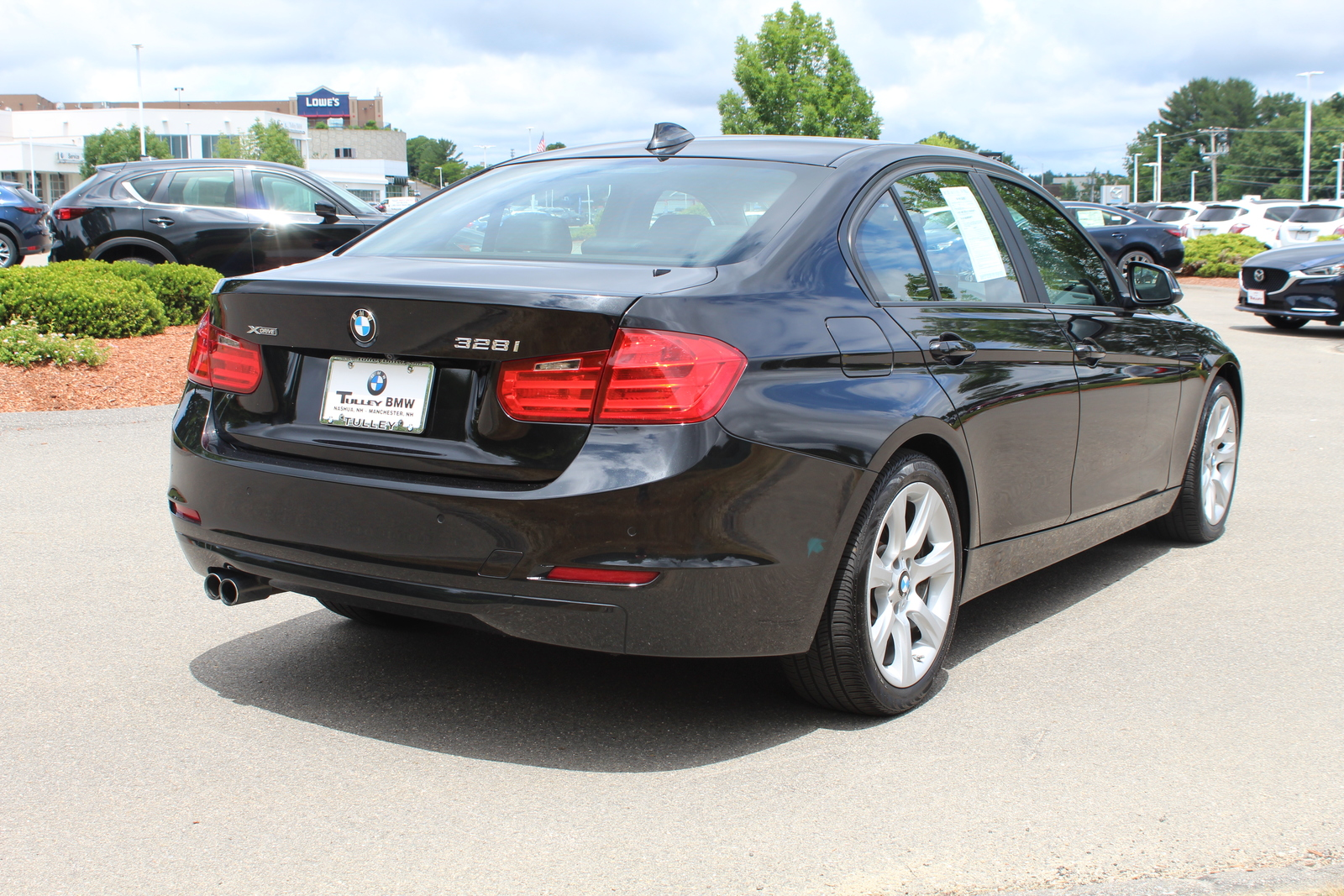 Pre-Owned 2015 BMW 3 Series 4dr Sdn 328i xDrive AWD SULEV