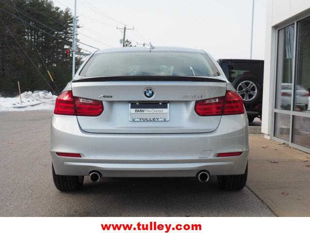 Pre-Owned 2015 BMW 3 Series 4dr Sdn 335i xDrive AWD