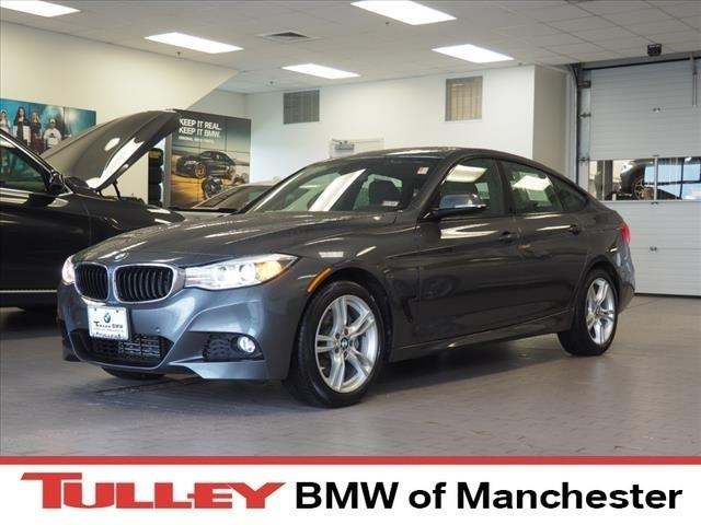 Certified Pre-Owned 2016 BMW 3 Series Gran Turismo 5dr 335i xDrive Gran Turismo AWD