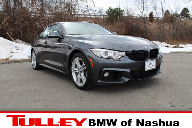 Certified Pre-Owned 2017 BMW 4 Series 440i xDrive Gran Coupe