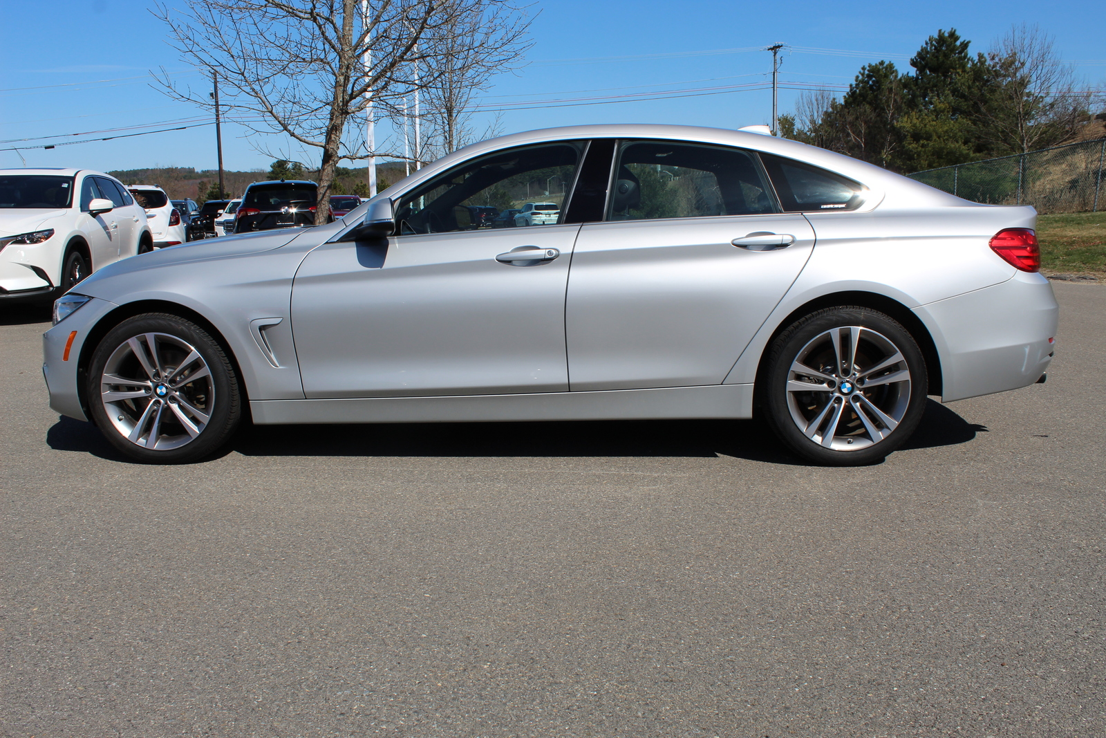 Certified Pre-Owned 2017 BMW 4 Series 430i xDrive Gran Coupe SULEV