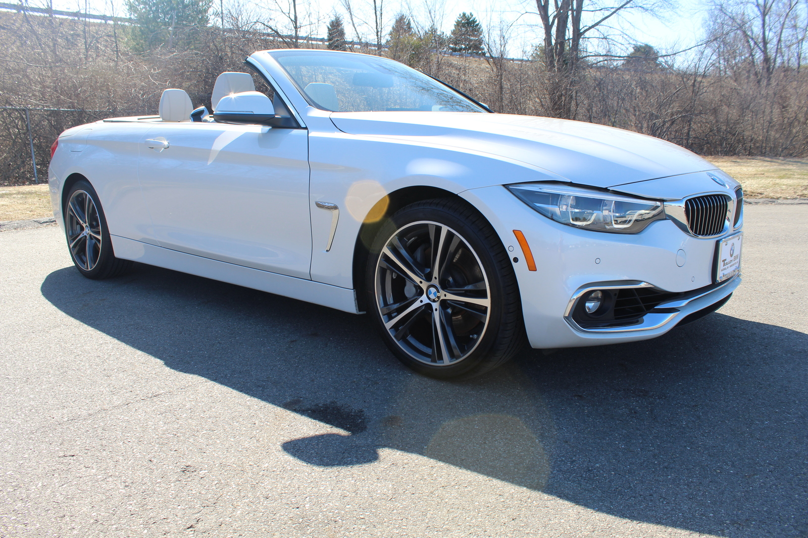 Certified Pre-Owned 2018 BMW 4 Series 440i xDrive Convertible