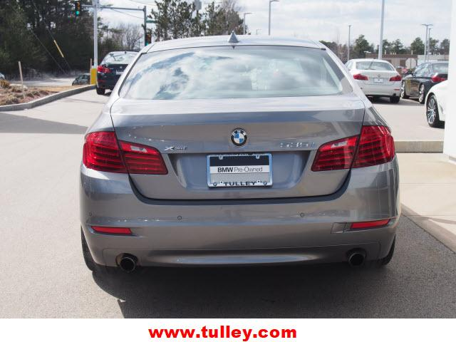 Pre-Owned 2014 BMW 5 Series 4dr Sdn 535i xDrive AWD