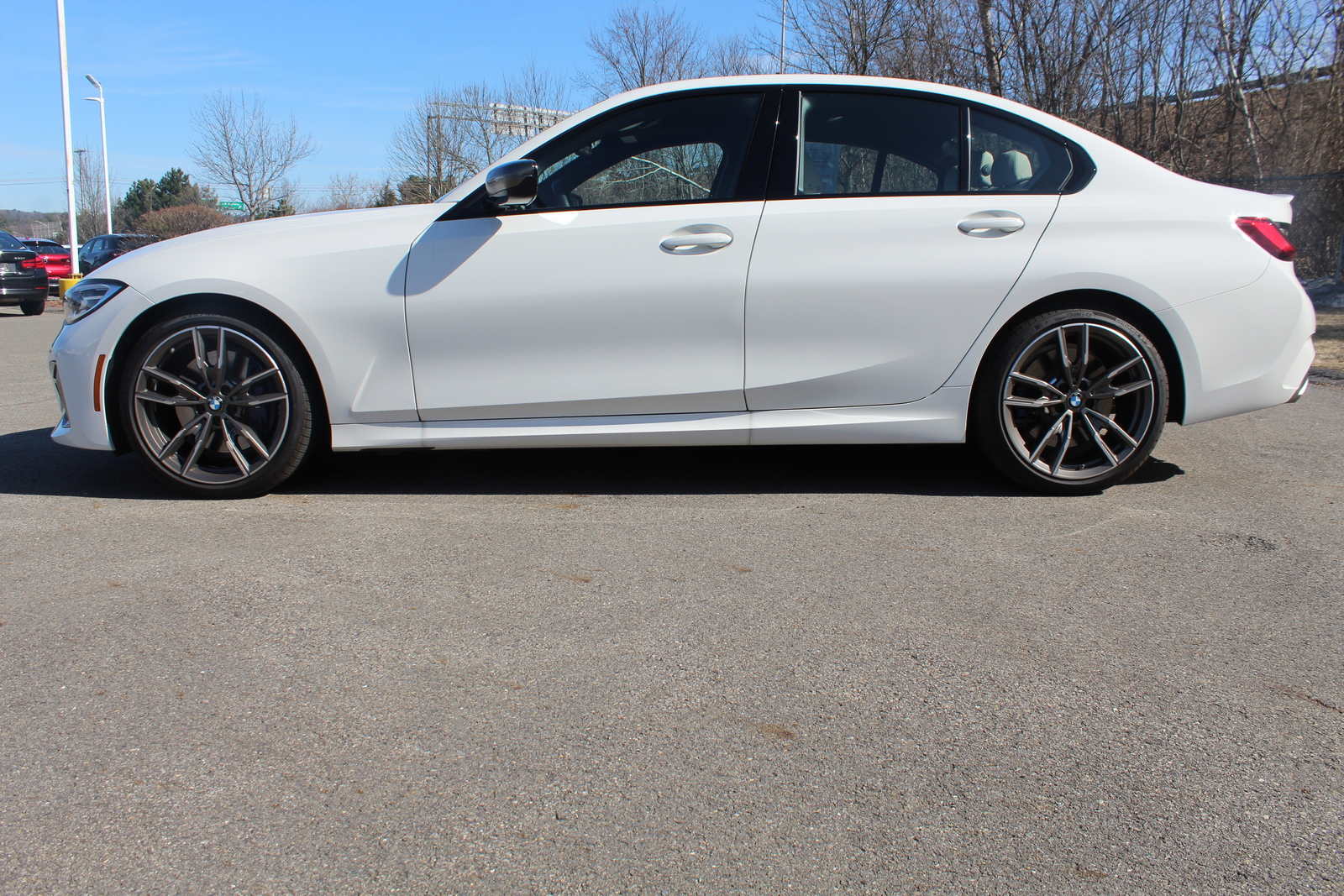 Pre-Owned 2020 BMW 3 Series M340i Sedan