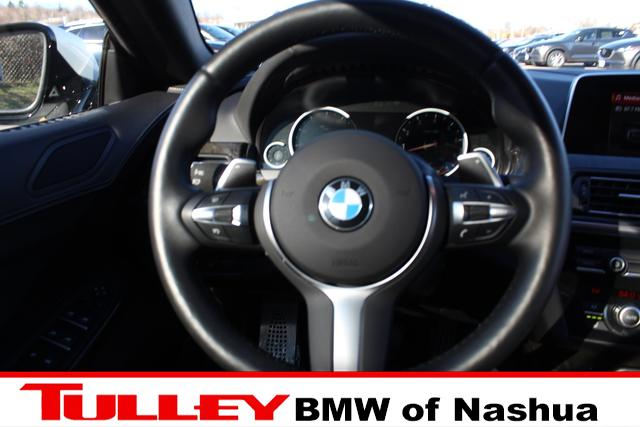 Pre-Owned 2018 BMW 6 Series 640i Convertible