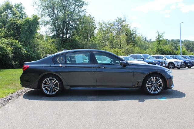 Pre-Owned 2016 BMW 7 Series 4dr Sdn 750i xDrive AWD