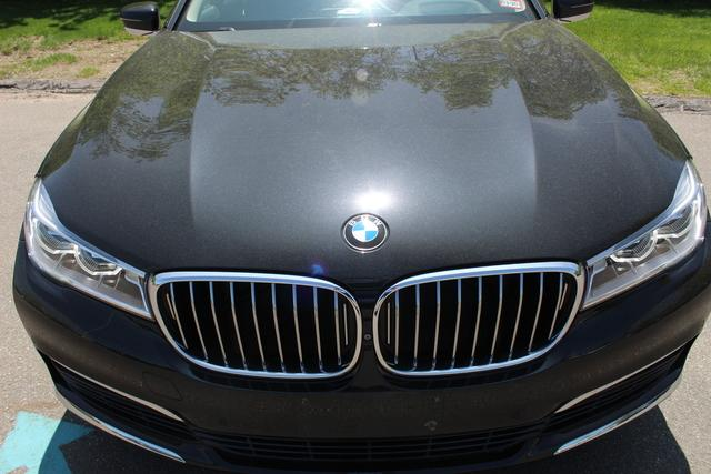 Certified Pre-Owned 2017 BMW 7 Series 750i xDrive Sedan