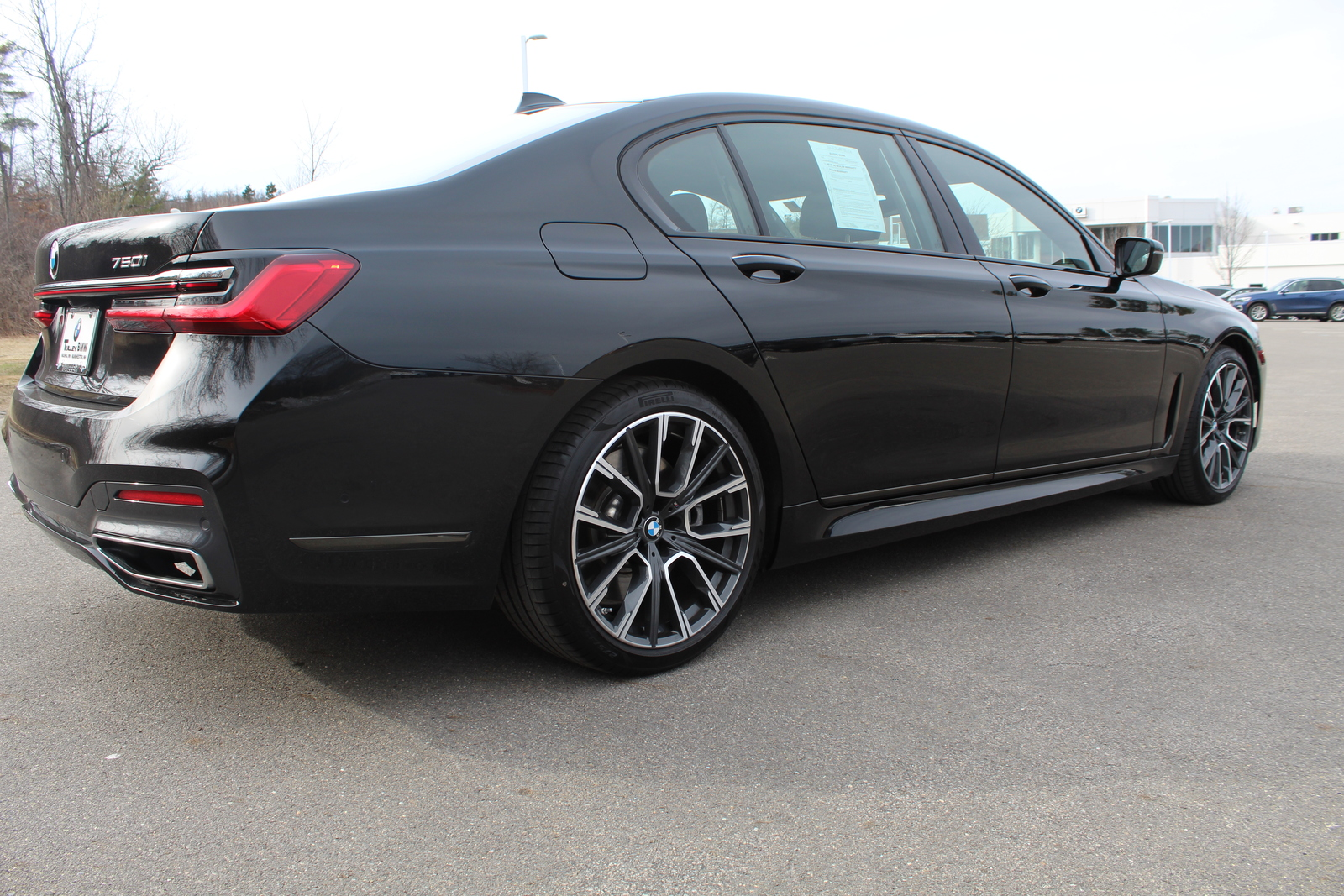 Pre-Owned 2020 BMW 7 Series 750i xDrive Sedan