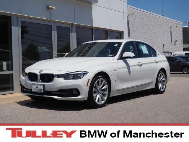 Pre-Owned 2018 BMW 3 Series 330e iPerformance Plug-In Hybrid