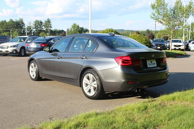 Pre-Owned 2016 BMW 3 Series 4dr Sdn 328i xDrive AWD SULEV