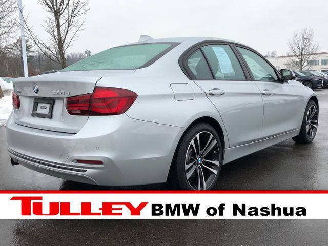 Certified Pre-Owned 2018 BMW 3 Series 328d xDrive Sedan